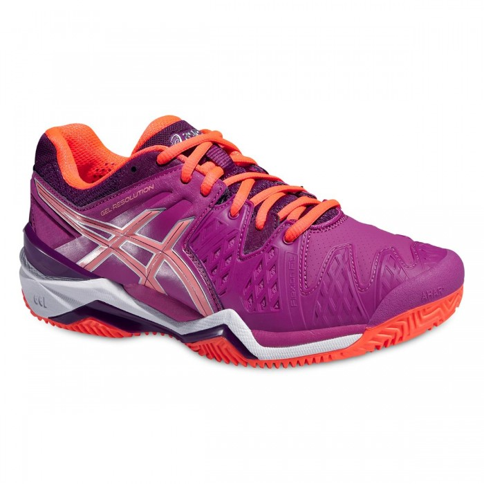 Asics Resolution 6 Clay