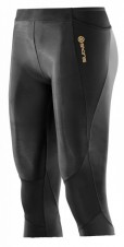 Kalhoty – Skins A400 Womens Black 3/4 Tights