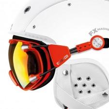 Lyžařské helmy a přilby s brýlemi|Total-Sport.cz – Casco FX-70 Carbonic