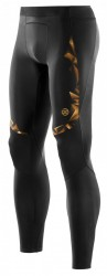 Značky – Skins A400 Mens Gold Long Tights
