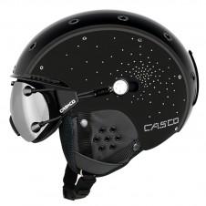 Lyžařské helmy a přilby s brýlemi|Total-Sport.cz – Casco SP-3 Limited Crystal