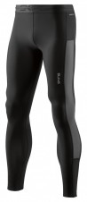 Kompresní oblečení – Skins DNAmic Thermal Mens Compression Long Tights Black/Charcoal