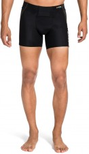 Značky – Skins A400 Men´s shorts black/yellow