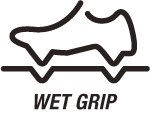 WET GRIP® Outsole